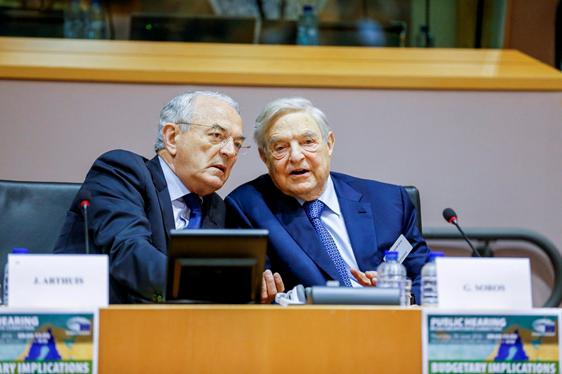 Soros, Frank Engel